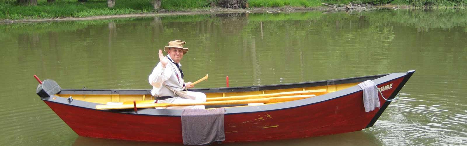 """Wasaga Under Siege: River Run, 2011 - D Brunelle in """"Surprise"""""""